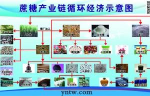 云南临沧耿马绿色食品工业园推进蔗糖全产业链工作